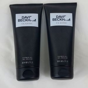 David Beckham Shower vel